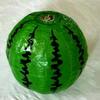 """Washi """"Watermelon"""" balloon Ø42cm image"""