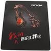 Custom printed mouse mat 18x21x0.2cm image