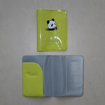 PVC passport holder with your own print image