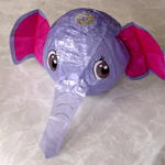 Washi ''Elephant'' balloon Ø36cm image