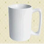 Custom logo ceramic mug 7.8x7.8x11cm image