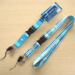 Detachable lanyards 2cm wide with your custom print image